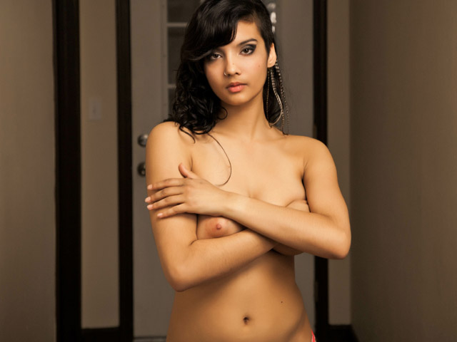 Indian Babe Shanaya